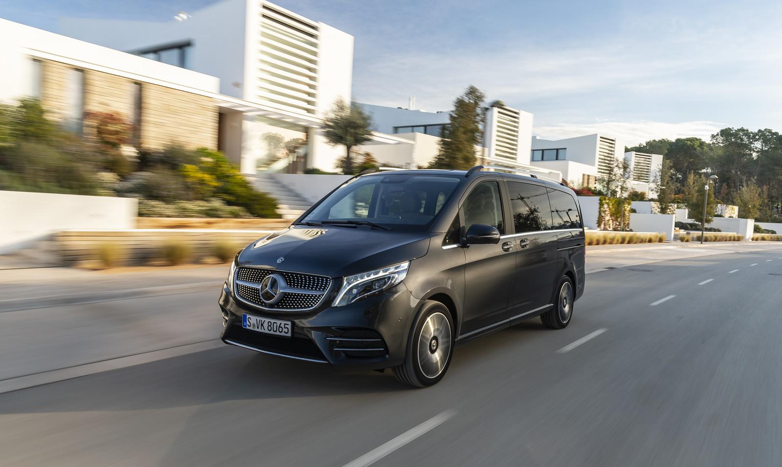 Foto de Mercedes-Benz Clase V 2019 (68/92)