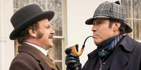 Tráiler de 'Holmes & Watson', la nueva comedia de Will Ferrell y John C. Reilly