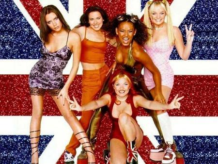 A falta de re-encuentros... una de musicales de las Spice Girls es lo mejor que nos ofrecen