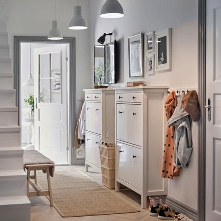 Catálogo de Muebles de entrada y recibidor IKEA 2020