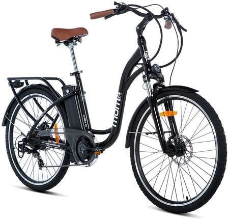 Moma Bikes E Bike 26 2 Bicicleta Electrica De Paseo 7 Velocidades