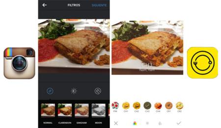Instagram vs Foodies