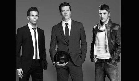 David Villa, Xabi Alonso y Cesc Fàbregas son la nueva imagen de Hugo Boss