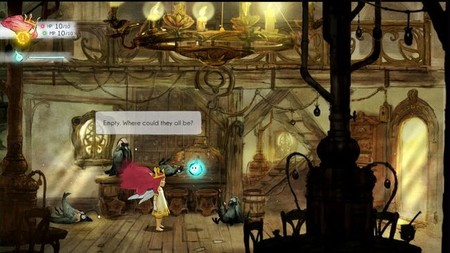 'Child of Light' vuelve a la palestra con una demo comentada