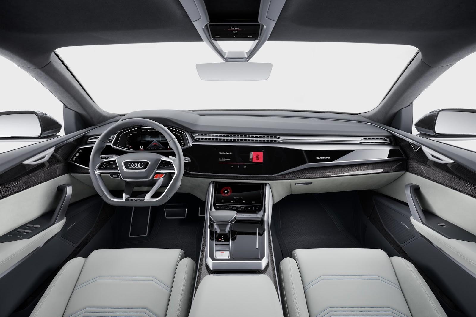 Foto de Audi Q8 Concept (7/22)