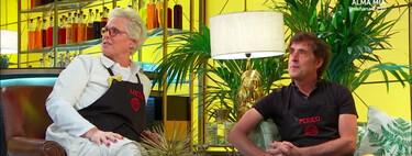 ¡Doble expulsión! Lucía Dominguín y Perico Delgado, expulsados de 'MasterChef Celebrity 5'