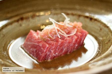 Restaurante Banzai Recoletos. Cocina japonesa en evolución