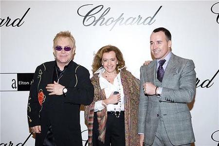Chopard Relojes Elton John