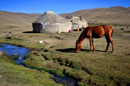 yurts, Song Kol