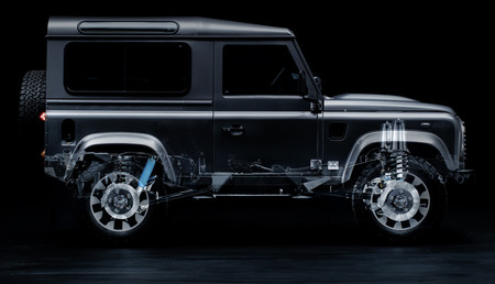 Land Rover Classic Works Defender