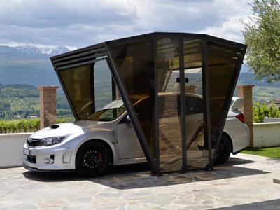 GazeBox, mantén tu auto siempre protegido de la intemperie