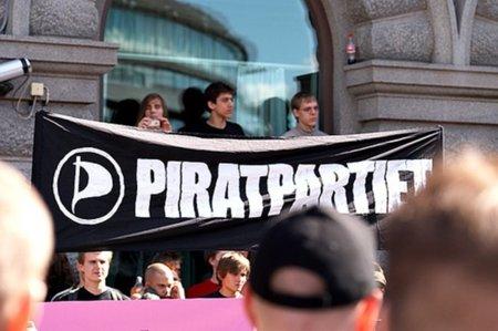 El Partido Pirata sueco dispuesto a proteger The Pirate Bay en el servidor del Parlamento