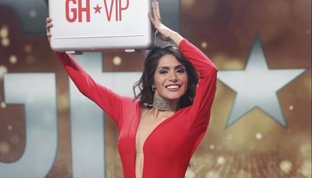 Miriam Saavedra ganadora de GH VIP
