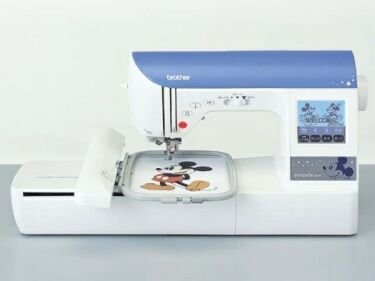 Brother M200, máquina de coser por USB