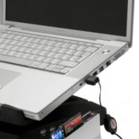 Lector de tarjetas Nexoos 580 compatible con SDHC y SIM
