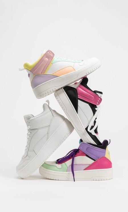 Estas son las zapatillas deportivas de Stradivarius que añadirán un toque retro a nuestro día a día