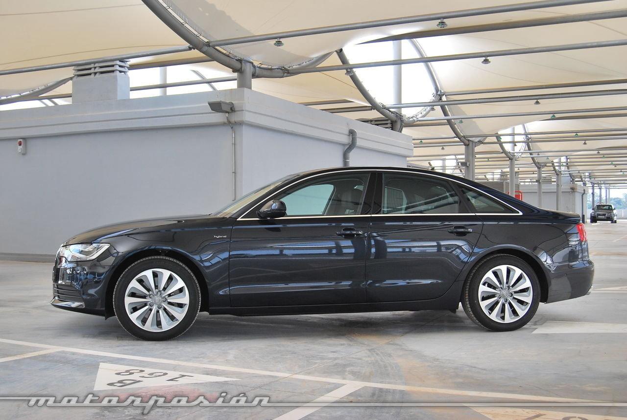 Foto de Audi A6 hybrid (prueba) (56/120)