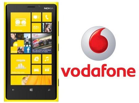 Nokia Lumia 920 llega a España en exclusiva con Vodafone