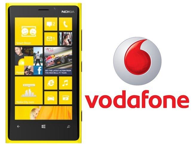 Nokia Lumia 920 Vodafone
