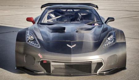 "Callaway Corvette C7 GT3-R: una bestia de circuito de 600 CV, ""al desnudo"""