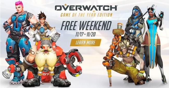 Overwatch pone fecha a su próximo fin de semana gratuito y confirma la llegada de Moira a consolas y PC