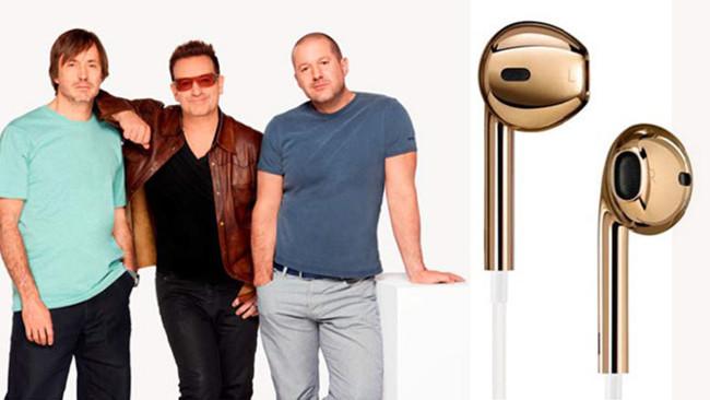 Marc Newson, Bono y Jonathan Ive
