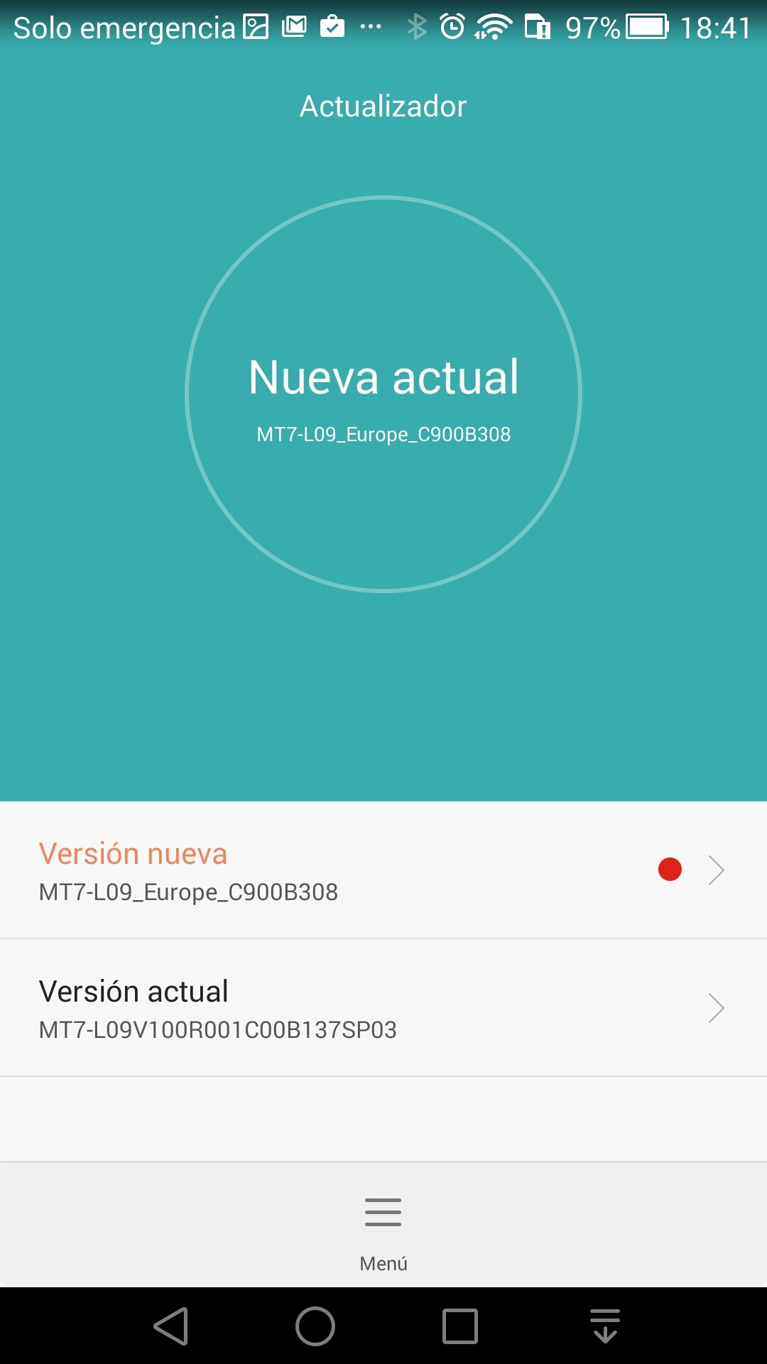 Foto de Android 5.1 para Huawei Ascend Mate 7 (3/14)
