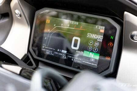 Honda Forza 750 2021 Prueba 026