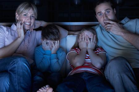 A partir de qué edad puede mi hijo ver películas de terror (y qué tener en cuenta)