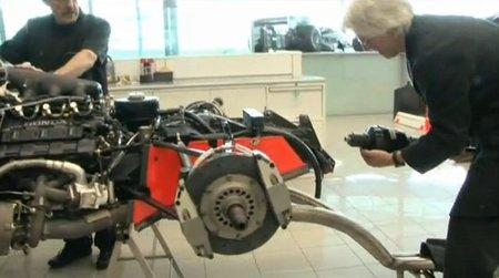 La FIA confirma los motores V6 1.6 turboalimentados para 2014