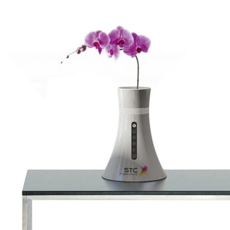 LiveBox, router con forma de florero