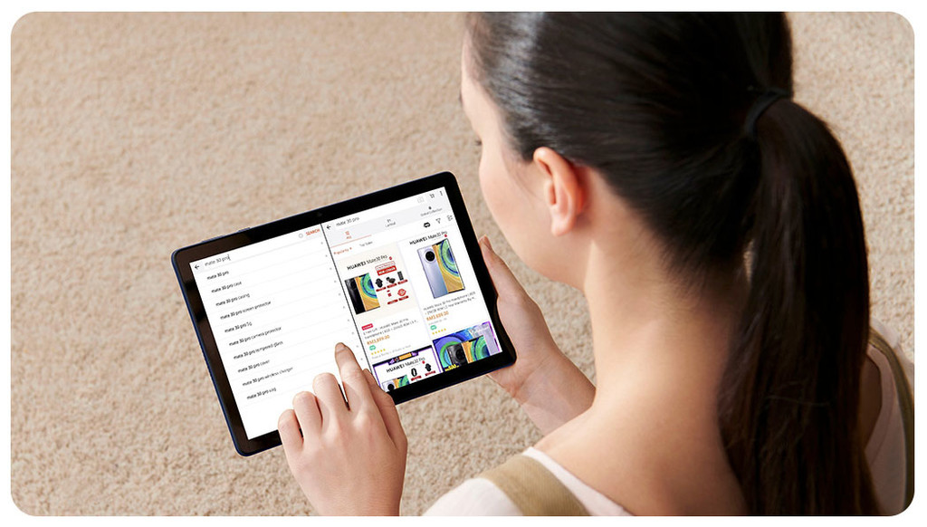 Huawei MatePad T 10s: un tablet construido en metal y pensado para toda la familia