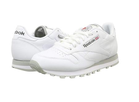 Rebajas Amazon: zapatillas Reebok Classic Leather por 31,95 euros con envío y devolución gratis