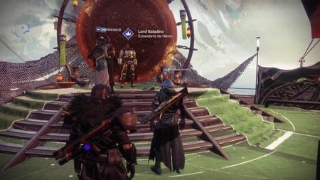 Destiny 2 Estandarte de Hierro