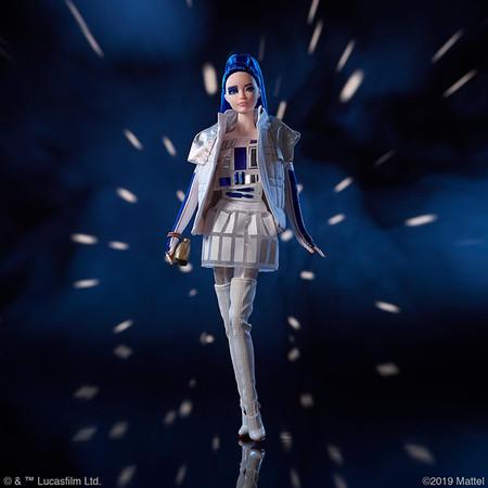Barbie Star Wars R2d2
