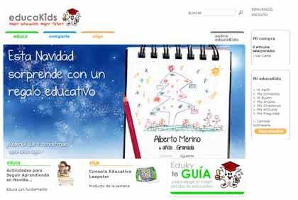 educaKids: una comunidad virtual para padres