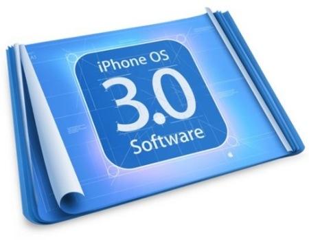 Apple mostrará el iPhone 3.0 la próxima semana