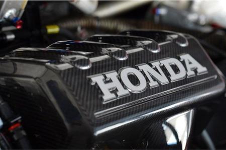 Honda tiene listo un motor turbo para el 2014