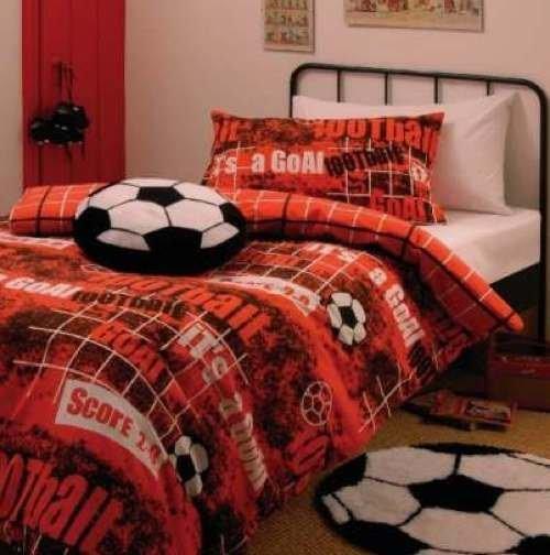 Colecciones Colchas | Fundas nórdicas, Dormitorio de fútbol