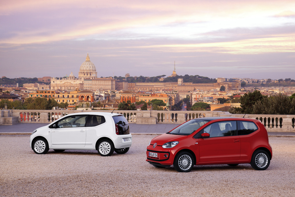 Foto de Volkswagen Up! (19/80)