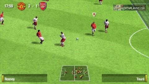 Foto de Nuevas - FIFA 09 - PSP (5/9)