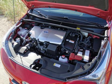 Prueba Toyota Prius Motor