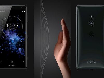 De bloques rectos a las curvas: así ha cambiado el XZ2 el diseño de la familia Sony Xperia