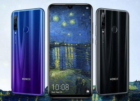 Honor20lite