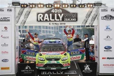 Lo mejor y lo peor del Rally de Nueva Zelanda