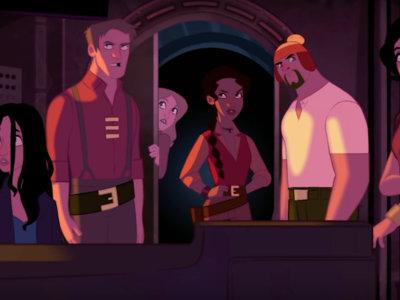 Si 'Firefly' pudiera resucitar, nos gustaría que fuera como este teaser animado