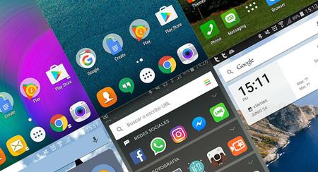 Cómo instalar un launcher en Android y cómo elegir el mejor del mercado