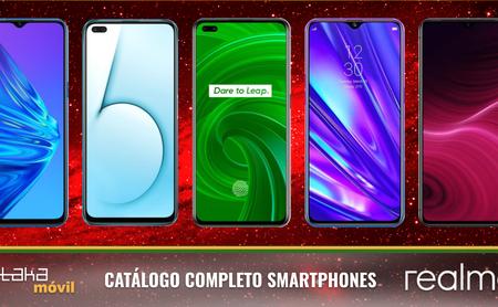 Realme X50 Pro 5G, así encaja en el catálogo completo de móviles realme en 2020