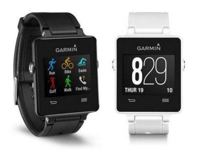 Garmin se apunta a la guerra de los smartwatches con su Vivoactive, nada de Android Wear