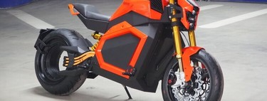 La moto eléctrica con rueda sin buje de RMK ya es real: ¡1.000 Nm de par!, 300 km de autonomía y 24.990 euros